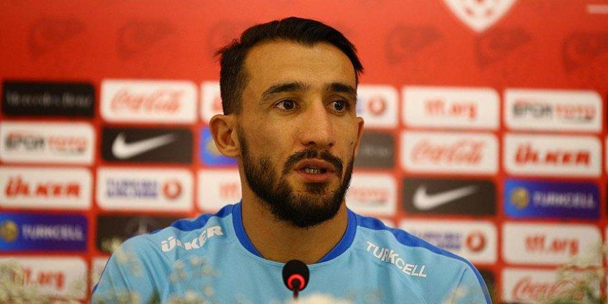 Mehmet Topal: Sezon sonunda şampiyonluğa ulaşmak istiyoruz