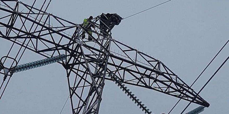 'Şu anda herhangi bir elektrik kesintisi bulunmamaktadır'