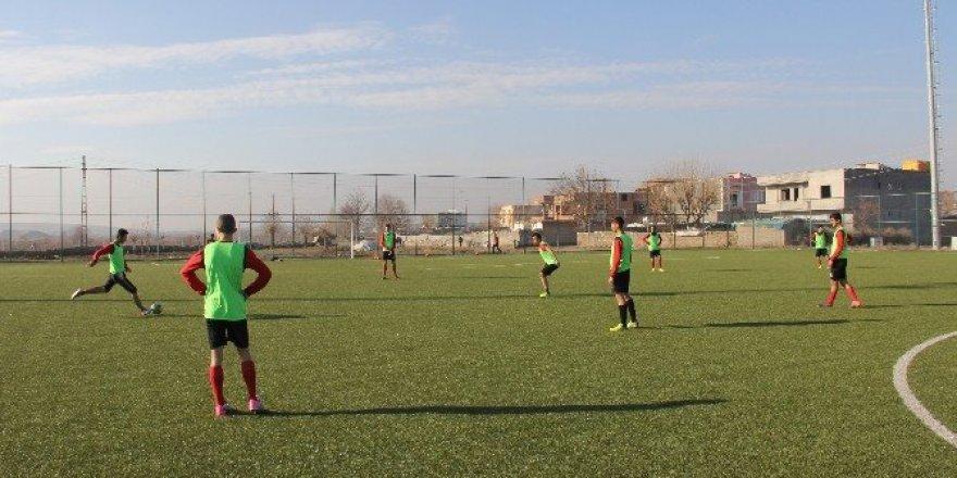 Bismil'de 15 Temmuz şehitleri anısına spor kulübü kuruldu