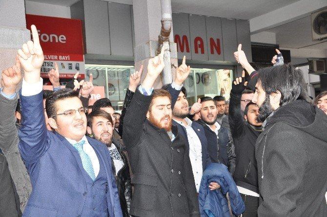 AGD yılbaşı kutlamalarını protesto etti