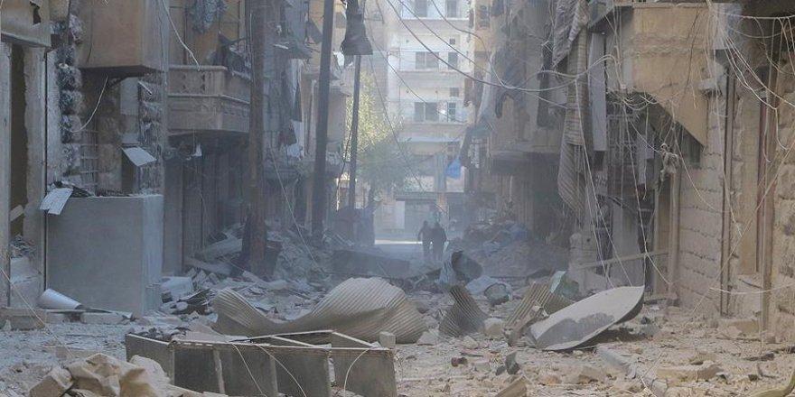 Suriye'de rejim güçleri 33 noktada ateşkes ihlali yapıyor