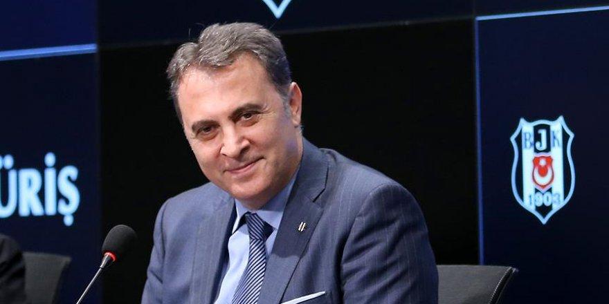 Beşiktaş Kulübü Başkanı Orman: Kimse çok büyük beklenti içinde olmasın