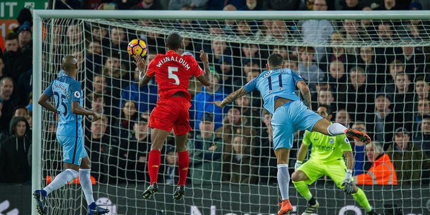 Liverpool, Manchester City'yi tek golle geçti