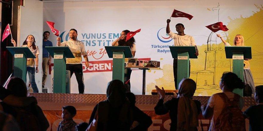 Yunus Emre Enstitüsü 2016'da 1 milyon kişiye ulaştı