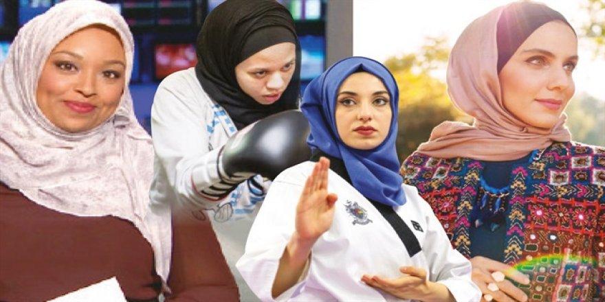Dünyanın konuştuğu 10 Müslüman kadın