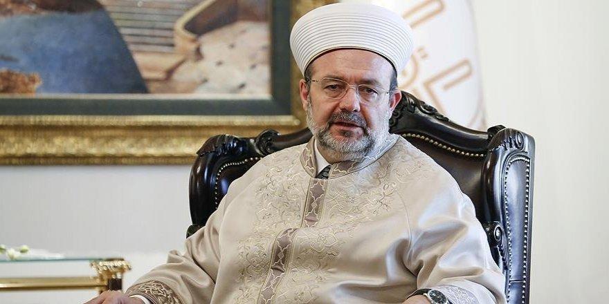 Turkey's top cleric decries Istanbul nightclub attack