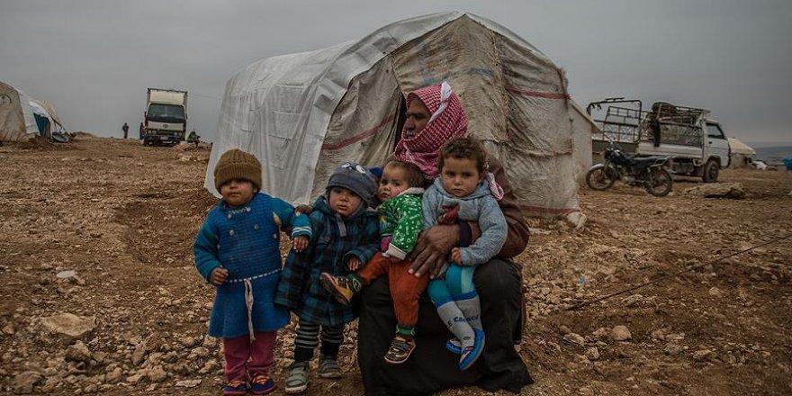 'Onca bombardımana rağmen hayatta olduğumuz için şükrediyoruz'