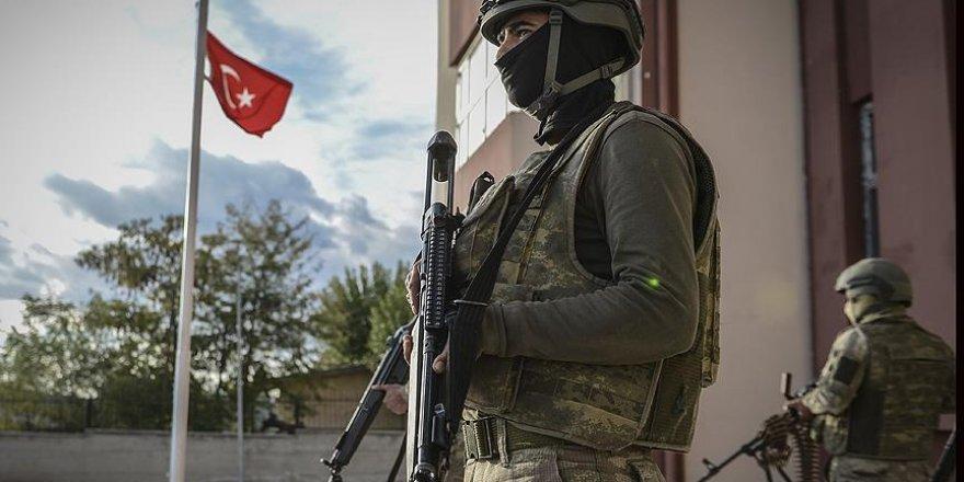 Çınar Emniyet Amirliği binasına roketatarlı saldırı