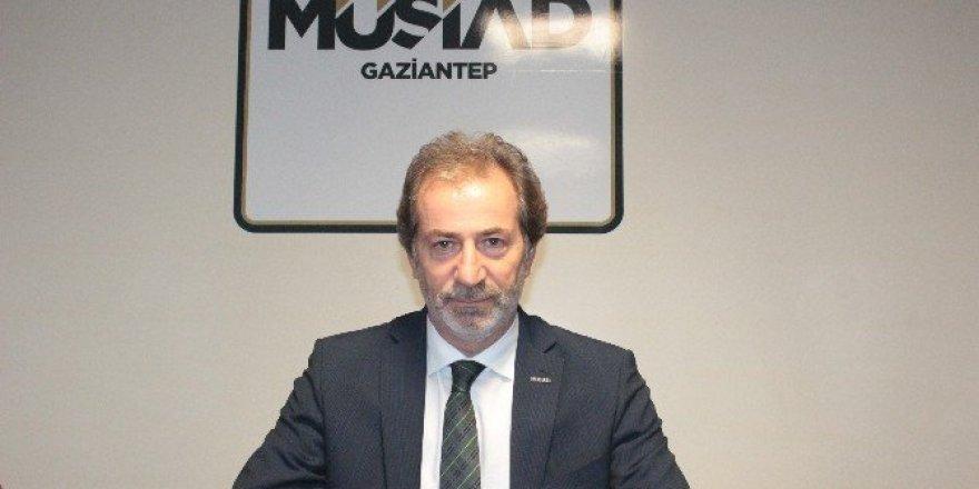 MÜSİAD Gaziantep Başkanı Çelenk saldırıyı kınadı
