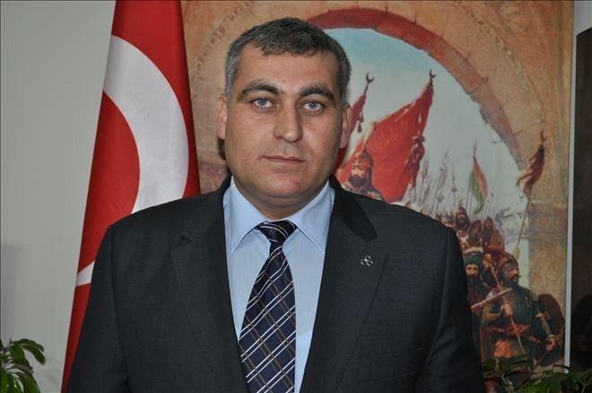 MHP İl Başkanı Kaya'dan başsağlığı mesajı