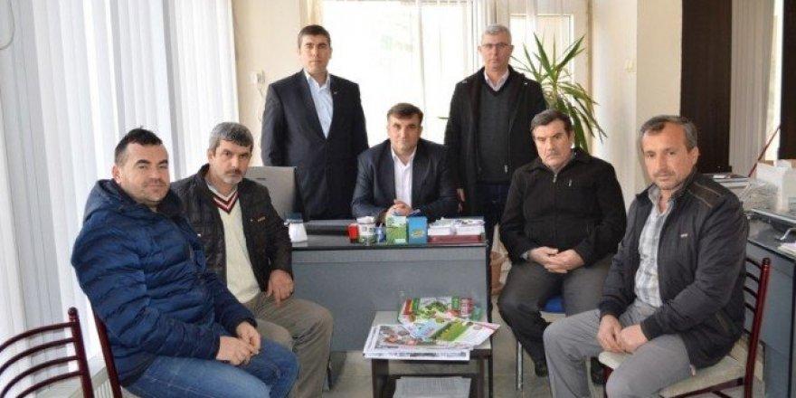 Yenişehir'de anlık süt kayıt sistemi başladı
