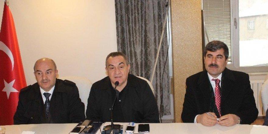 AK Partili Şimşek, 2016 yılını değerlendirdi