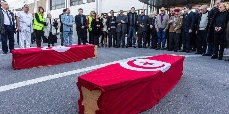Saldırıda yaşamını yitirenlerin cenazeleri ülkelerine gönderilldi