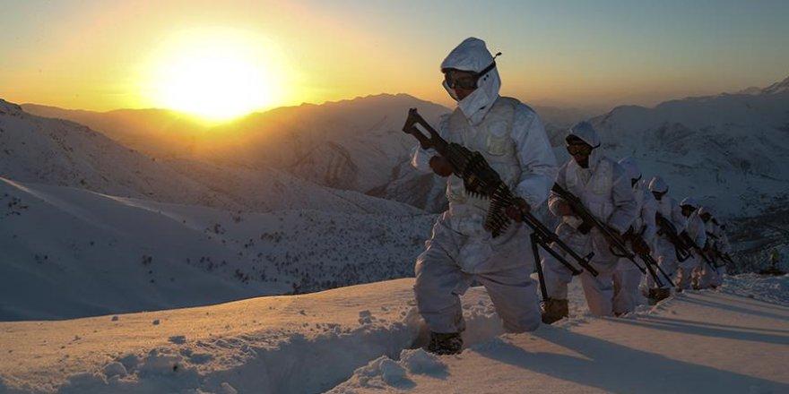 Yılın son ayında PKK'ya ağır darbe