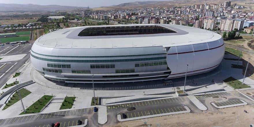 Spor tesislerine 540 milyon liralık yatırım