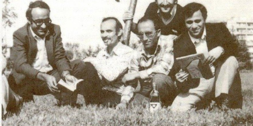 Şair ve öykücü Mehmet Çağlıkasap hayatını kaybetti