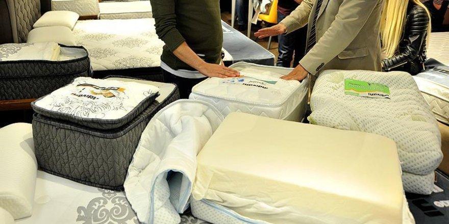 Yaylı yatakları kutuya sığdırdı 40 ülkeye satıyor