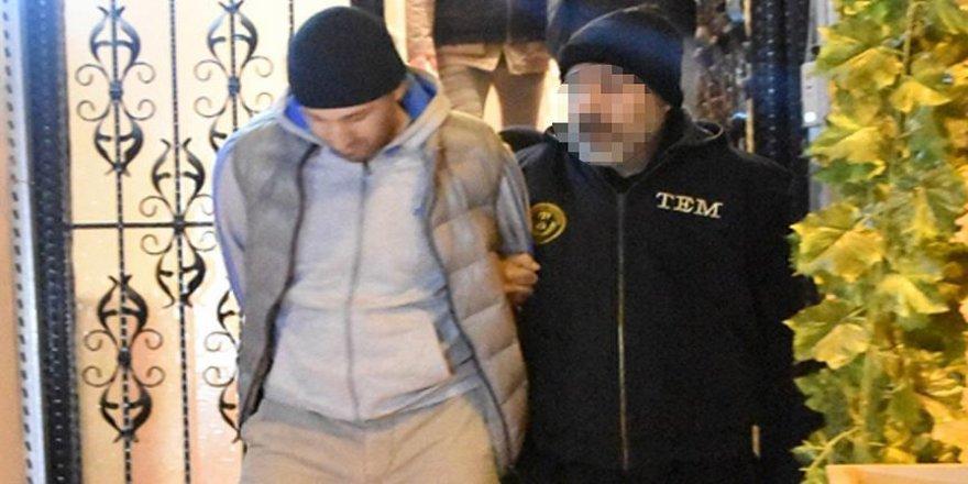 Ortaköy saldırısıyla ilgili 5 DEAŞ'lı gözaltına alındı