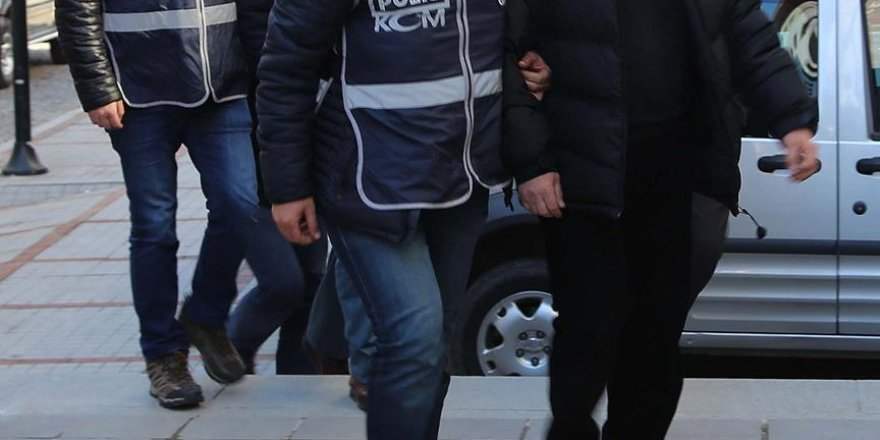 Manisa merkezli FETÖ/PDY soruşturmasında 12 gözaltı
