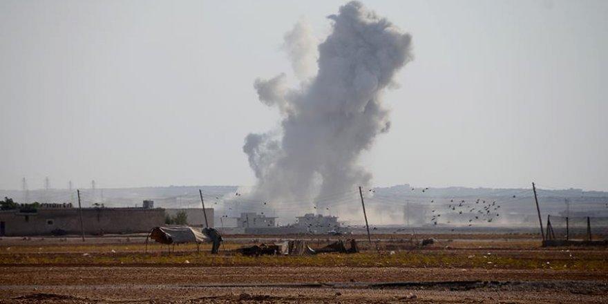 Fırat Kalkanı Harekatı'nda 104 DEAŞ hedefi vuruldu