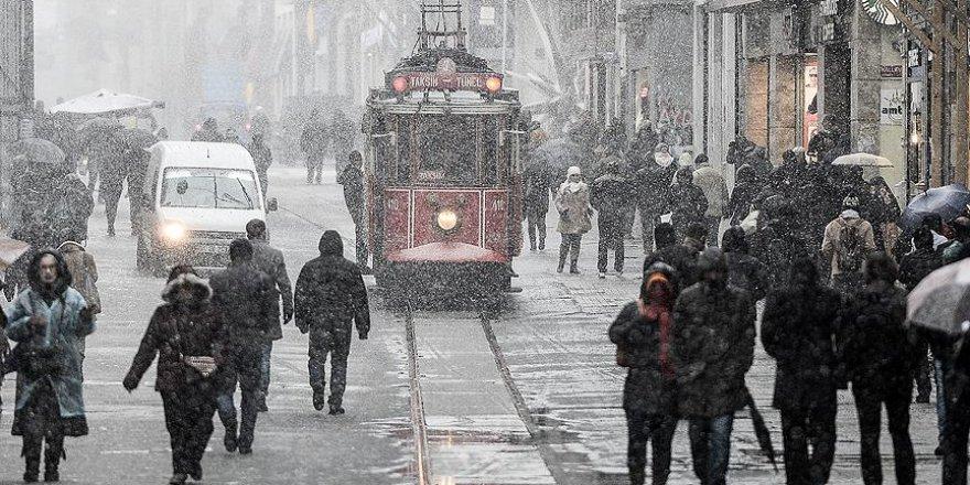 Soğuk ve yoğun kar yağışı geliyor