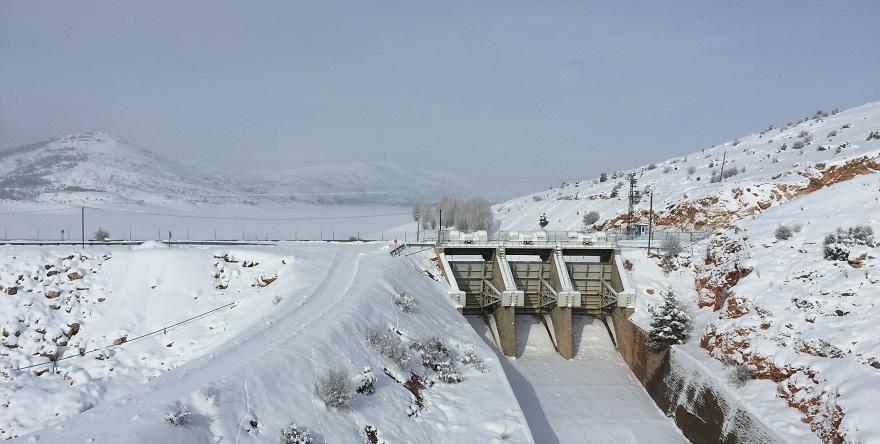 Konya Ovası son 14 yılın en yağışlı aralık ayını gördü