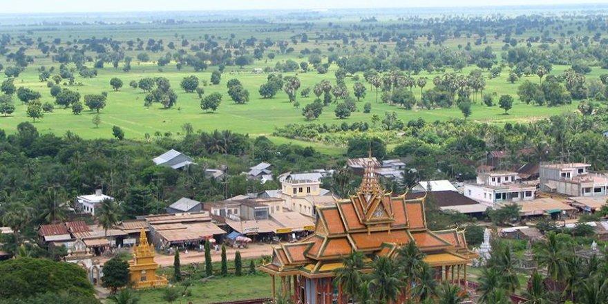 Kamboçya'da dünyanın en yüksek ikiz kuleleri yapılacak