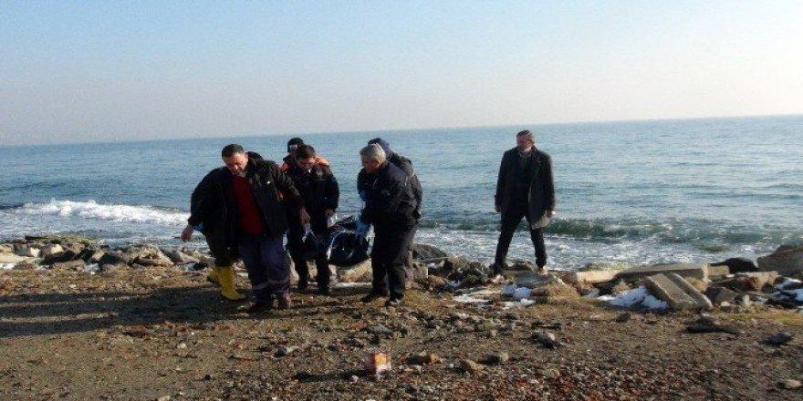 Tekirdağ sahilinde kadın cesedi bulundu