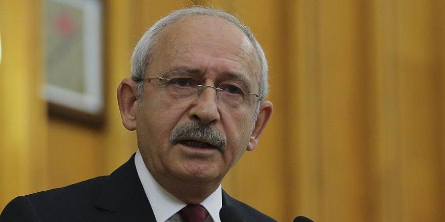 Kılıçdaroğlu: Anayasayı savunmak suç kabul ediliyor
