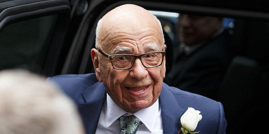 İngilitere'de 'Murdoch'ın basın tekeline' tepki