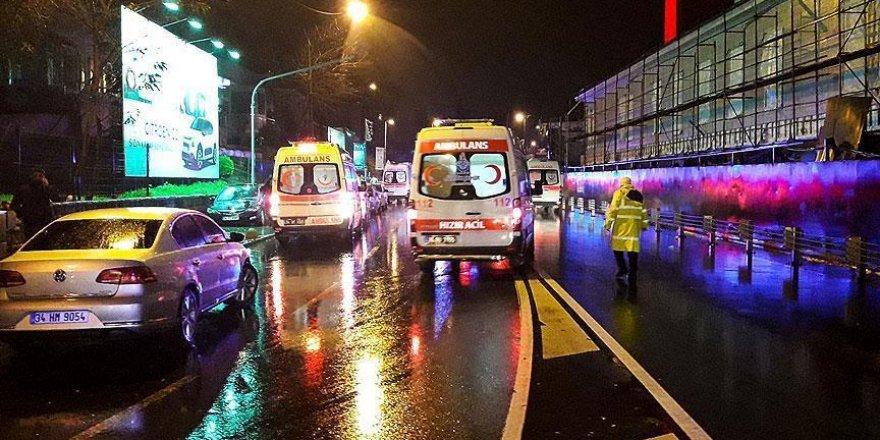 İstanbul'daki saldırıda yaralanan 28 kişinin tedavisi sürüyor