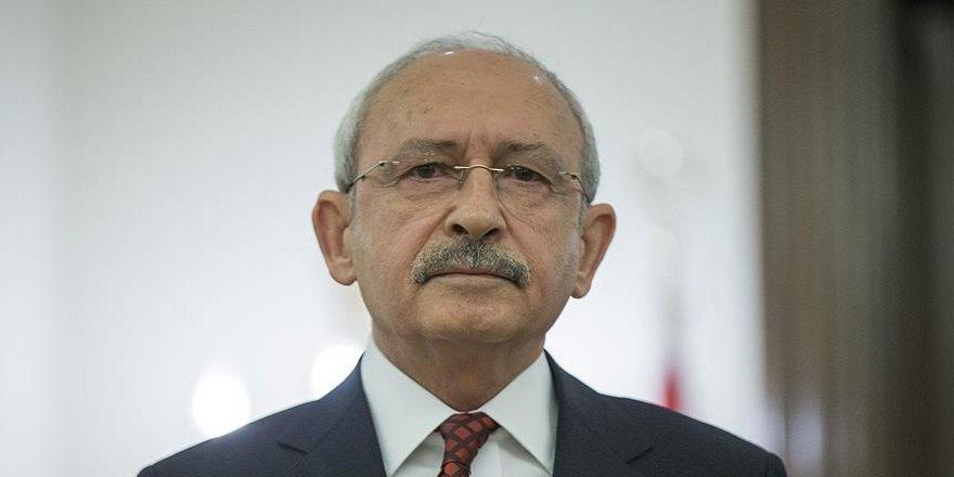 Kılıçdaroğlu'ndan şehit polisin ailesine taziye telefonu