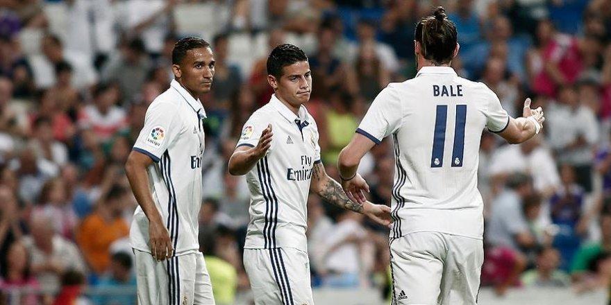 Real Madrid'den yeni rekor