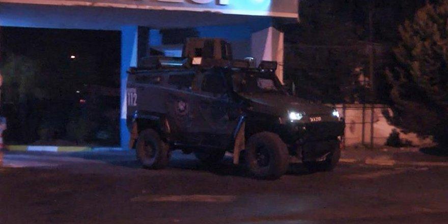 Silivri'de, Ortaköy'deki terör saldırısıyla ilgili operasyon