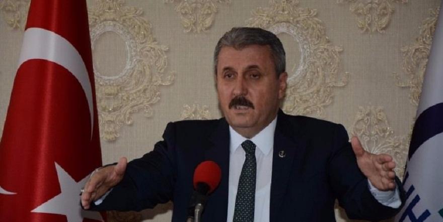 Destici'nin PKK açıklamasındaki soru işaretleri