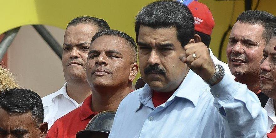 Venezuela'da Maduro'dan kabine değişikliği