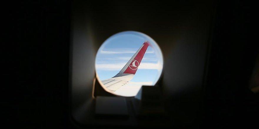 THY'nin 25 uçağı başka havalimanlarına yönlendirildi