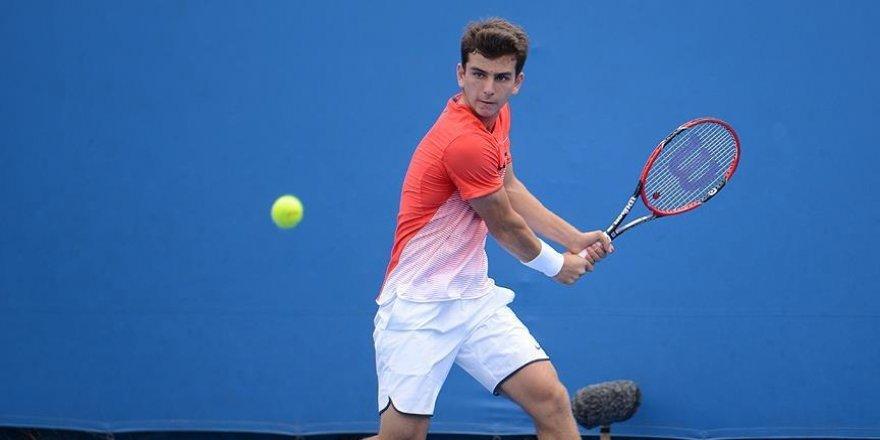 Milli tenisçi Kırkın ilk 25'te