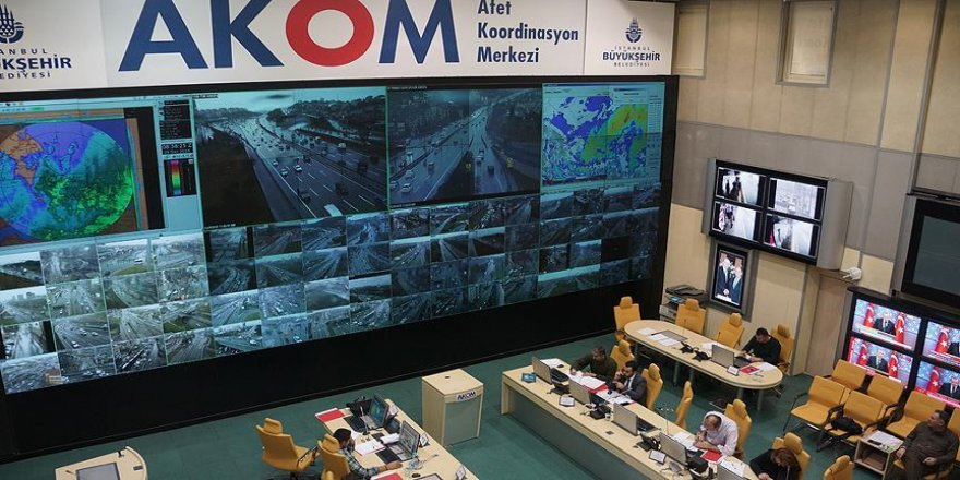 AKOM'dan İstanbullulara WhatsApp ihbar hattı