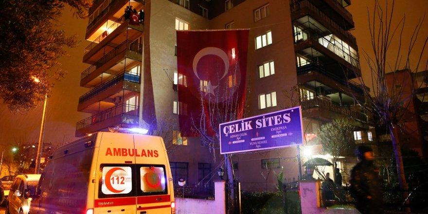 Şehit polis memuru Fethi Sekin'in evinde yas var
