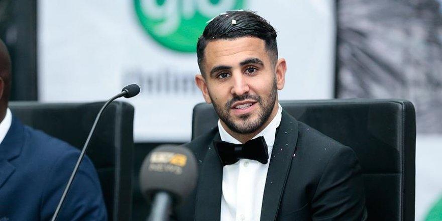 2016'nın Afrikalı futbolcusu Mahrez