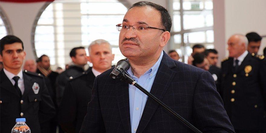 Adalet Bakanı Bozdağ: Teröristlerin kimleri tespit edildi