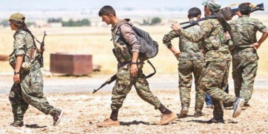 ABD yalanlamıştı ama PKK Suriye'de bunu yapıyor