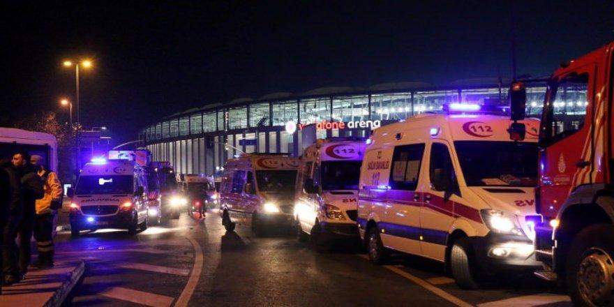 Beşiktaş'taki terör saldırısına ilişkin 10 tutuklama
