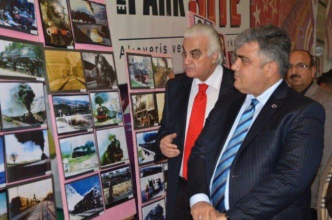 """Ereğli'de """"Geçmişten bugüne Ereğli"""" fotoğraf sergisi"""