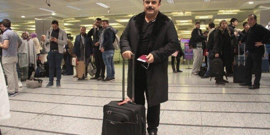 Atatürk Havalimanı'nda çok sayıda vatandaş mahsur kaldı