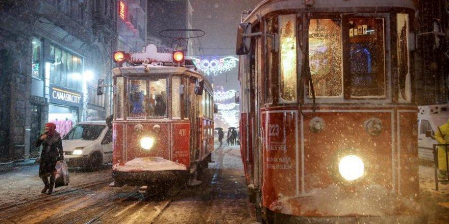İstanbul Valisi Vasip Şahin'den kar açıklaması