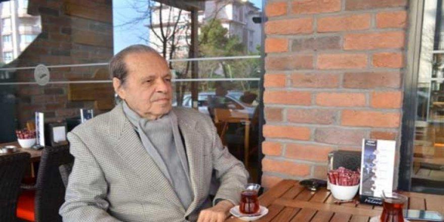 Usta gazeteci Refik Erduran vefat etti