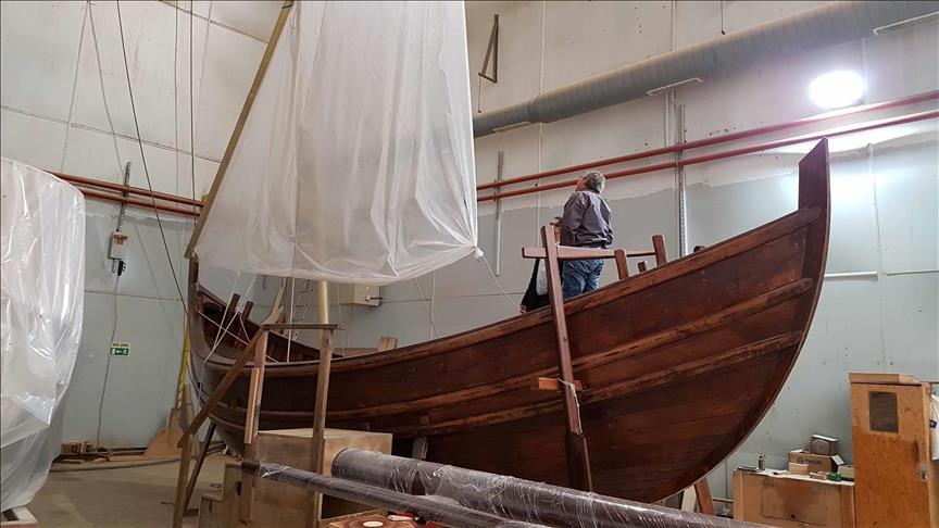 Bin 200 yıllık 'Yenikapı 12' denizle buluşacak