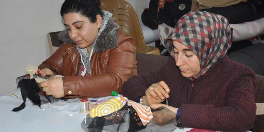 El işi tel kırma çantalar kadınlara umut oldu